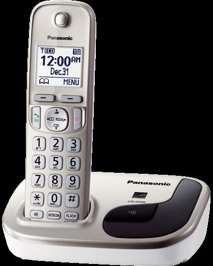 KX-TGD210N Telefono inalambrico
